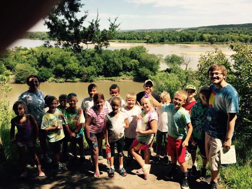 Mahoney State Park Field Trip