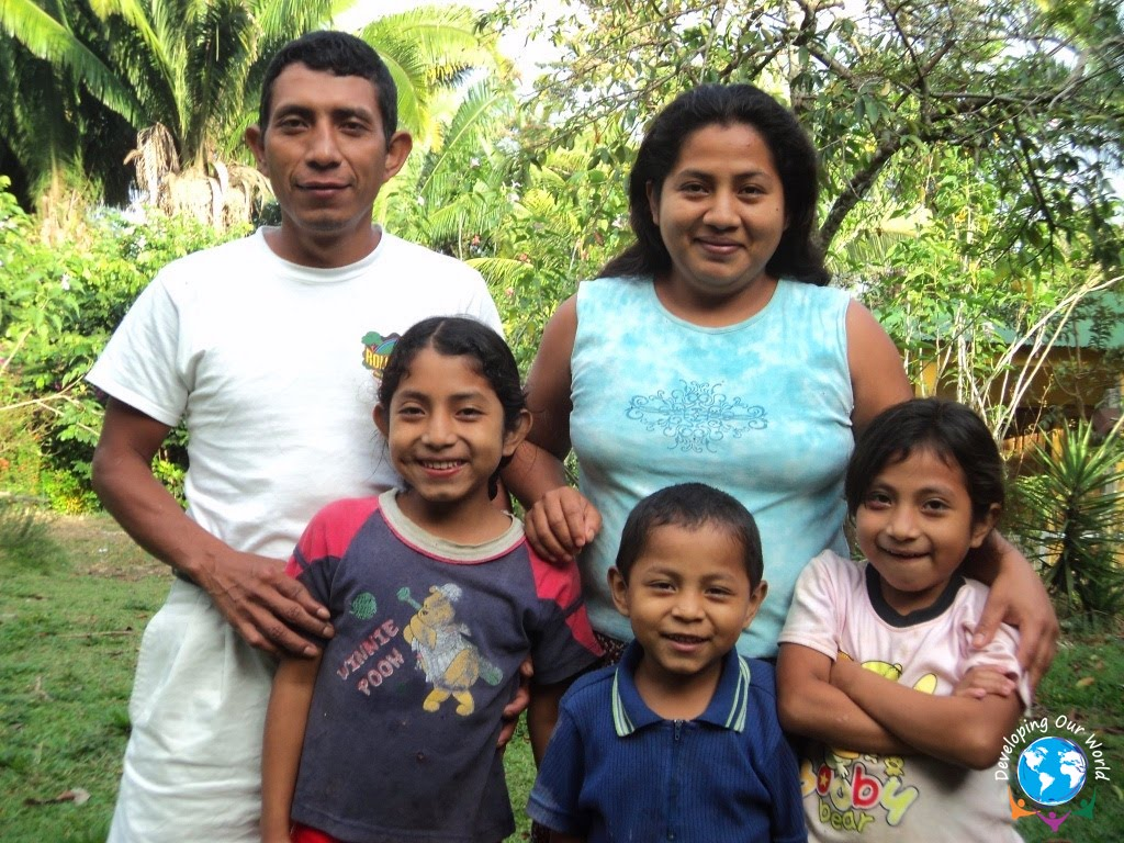 The nuclear family is the capital of the communities in Guatemala