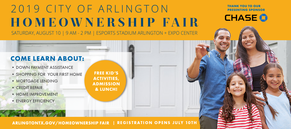 Arlington Homeownership Fair 2019