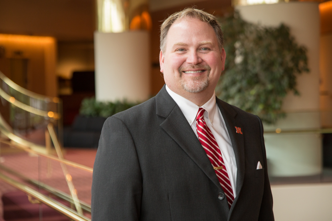 Bill Stephan, Executive Director, Lied Center for Performing Arts at The University of Nebraska