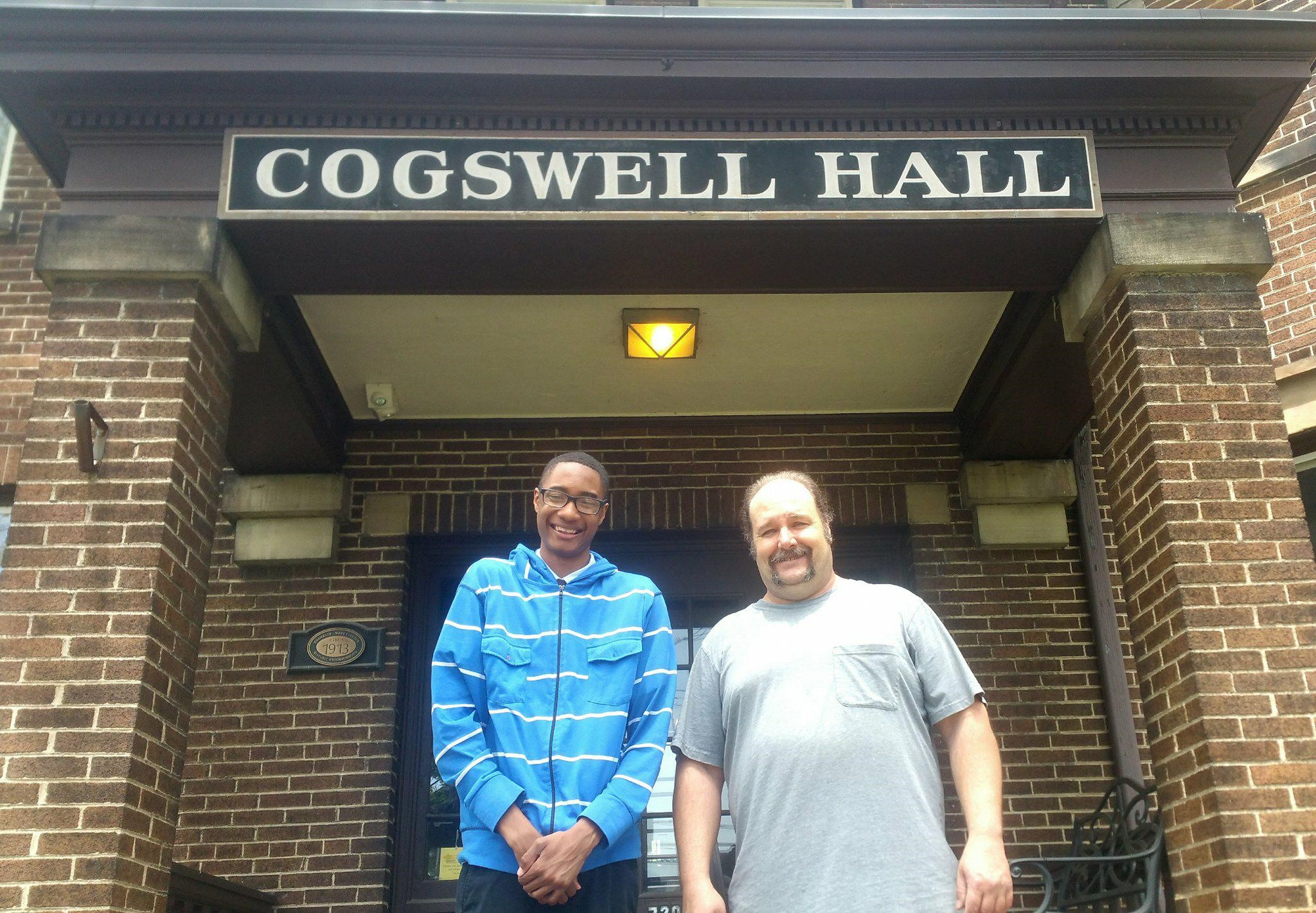 Reflecting on 4 years at Cogswell Hall