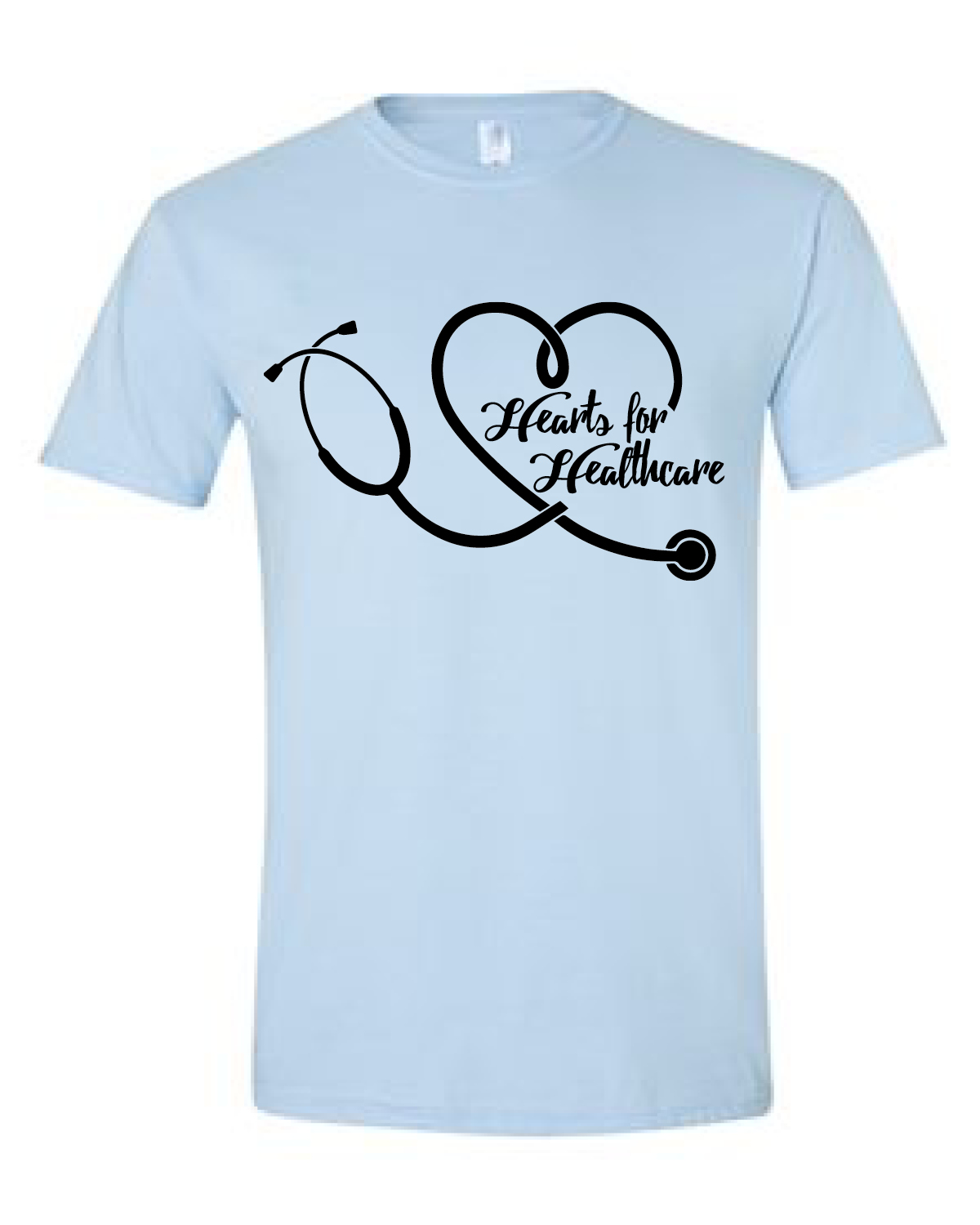 HEARTS FOR HEALTHCARE (Blue)