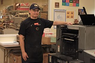 Offset Printing Services, Denny Cardenis