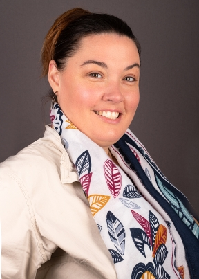 Amy McDonald, Development Director