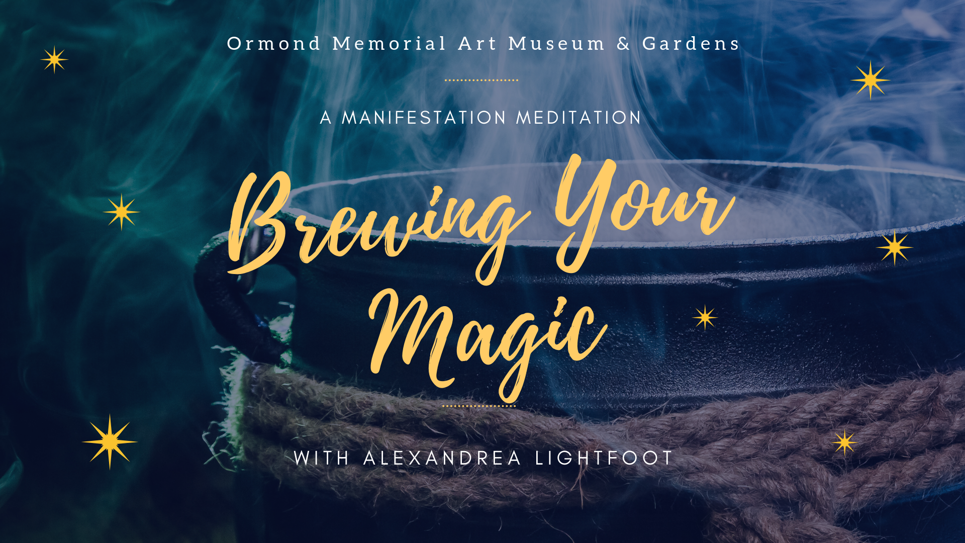 Brewing Your Magic:  A Manifestation Meditation
