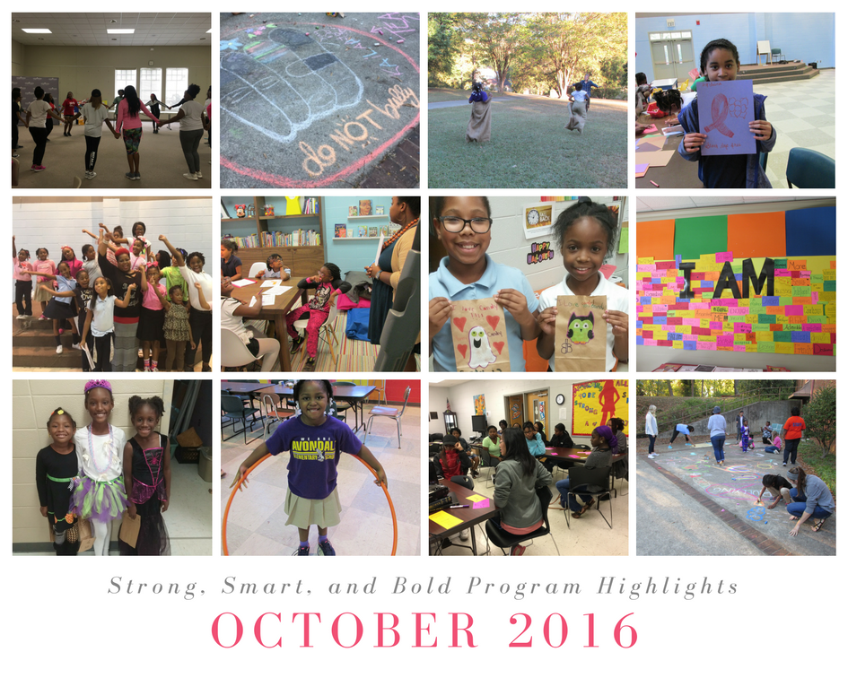 October Overview 2016