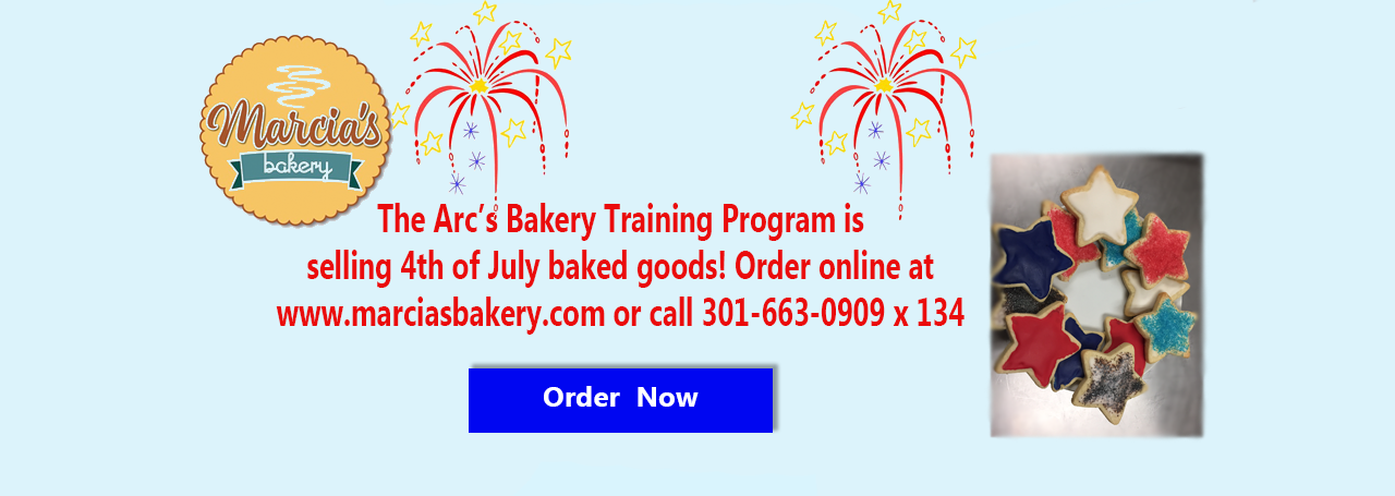 4th of July baked goods