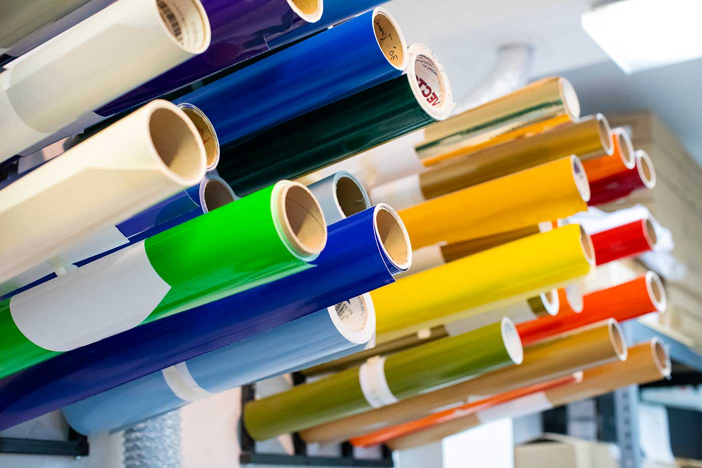 We use state-of-the-art equipment to produce high quality digital printing