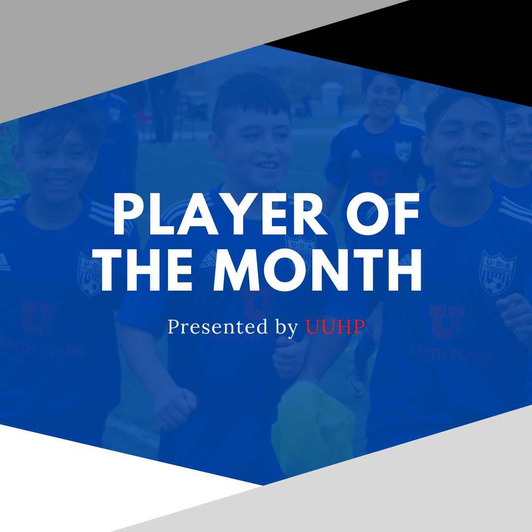 Player of the Month Presented By UUHP