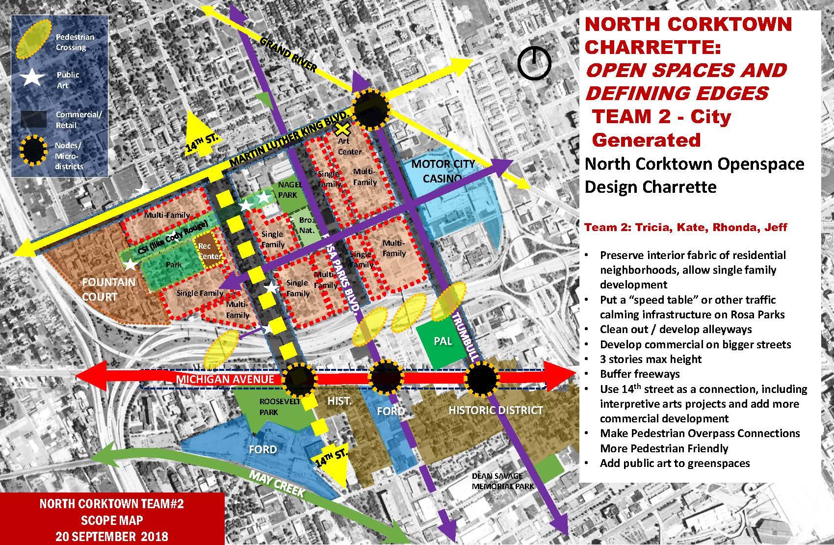 City of Detroit NoCo Charette Documents