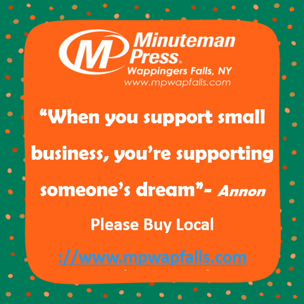 Buy Local, Support a Dream