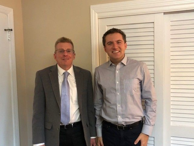 Meeting with Senator James Skoufis