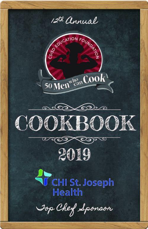 2019 Cookbook