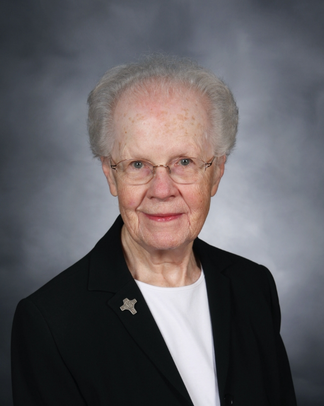 Sr. Mary Hogan