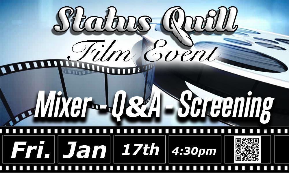 Status Quill Film Event