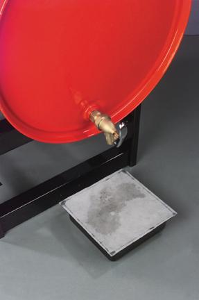 A01DA107 Oil Only Drip Pan