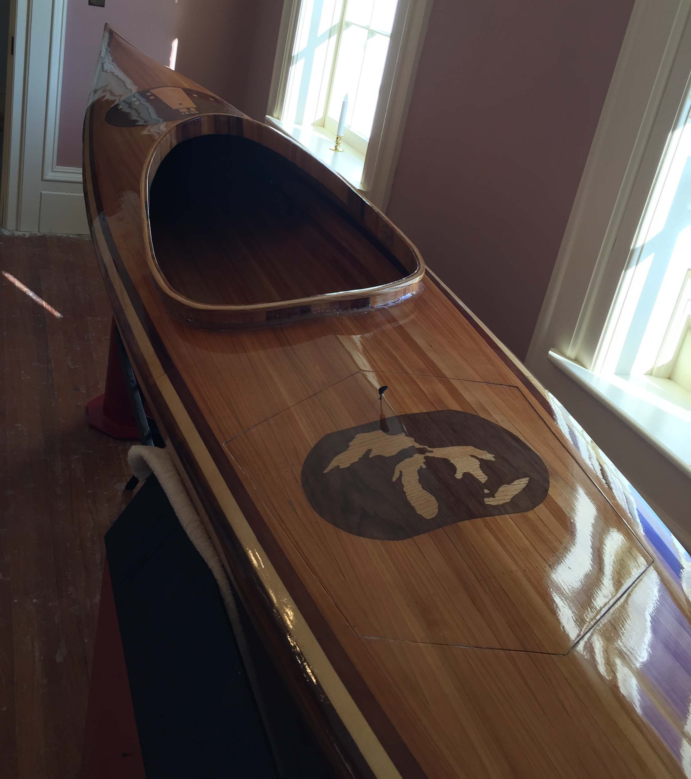 Custom Kayak Raffle