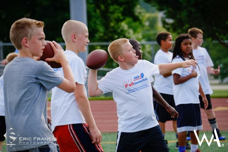 How Youth Sports Help Develop Life Skills