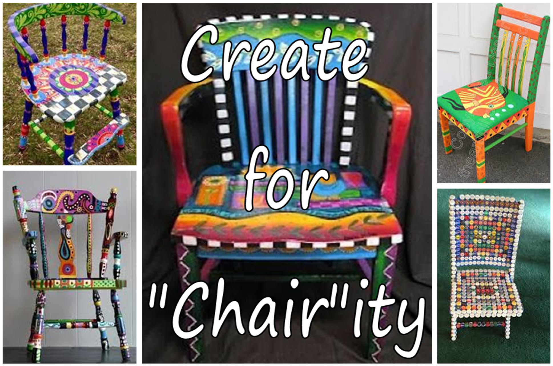 Chair-ity Reception & Auction Information