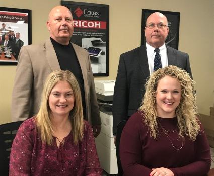 Norfolk Eakes Sales Staff