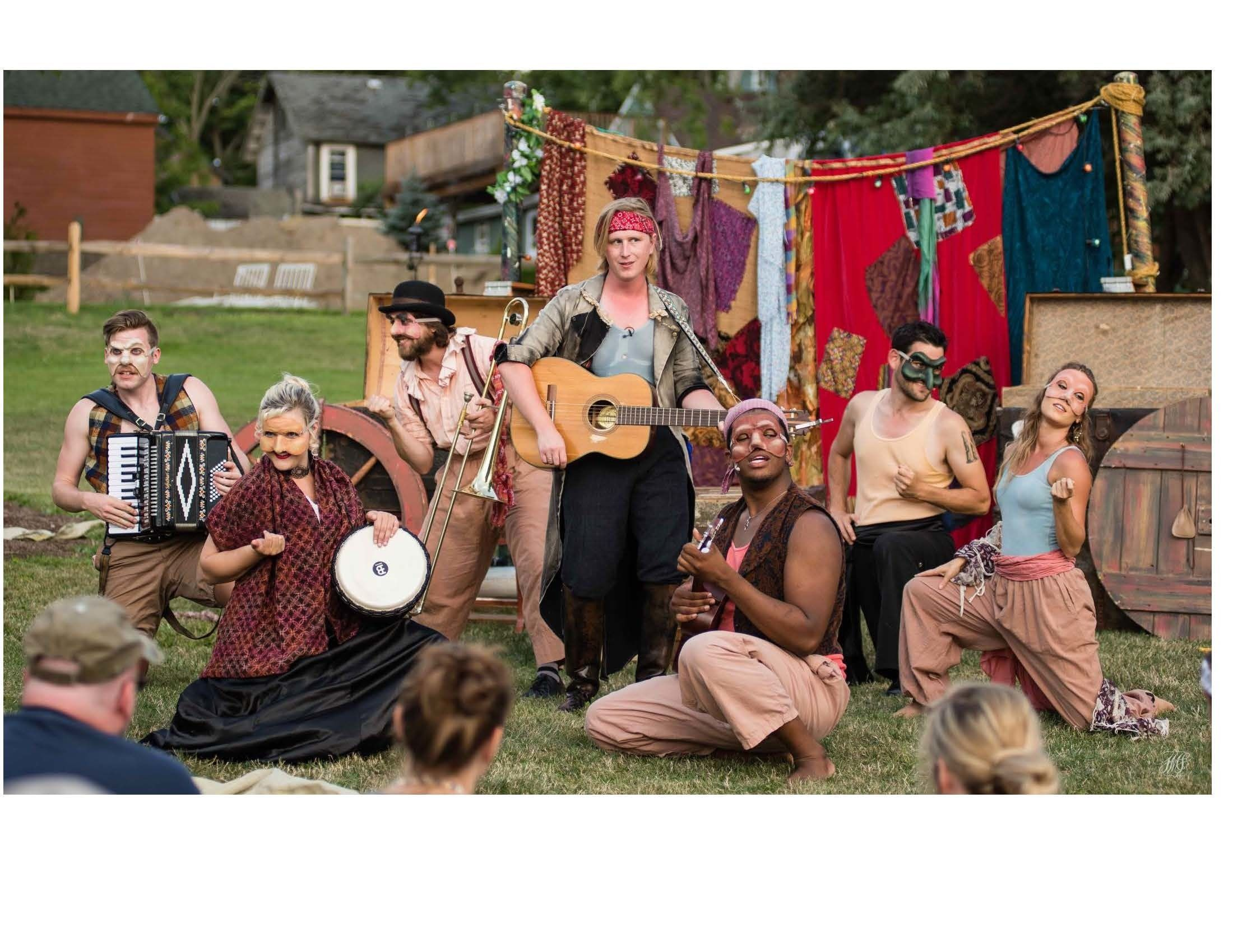 Play Makes Place: A Decade of Shake on the Lake
