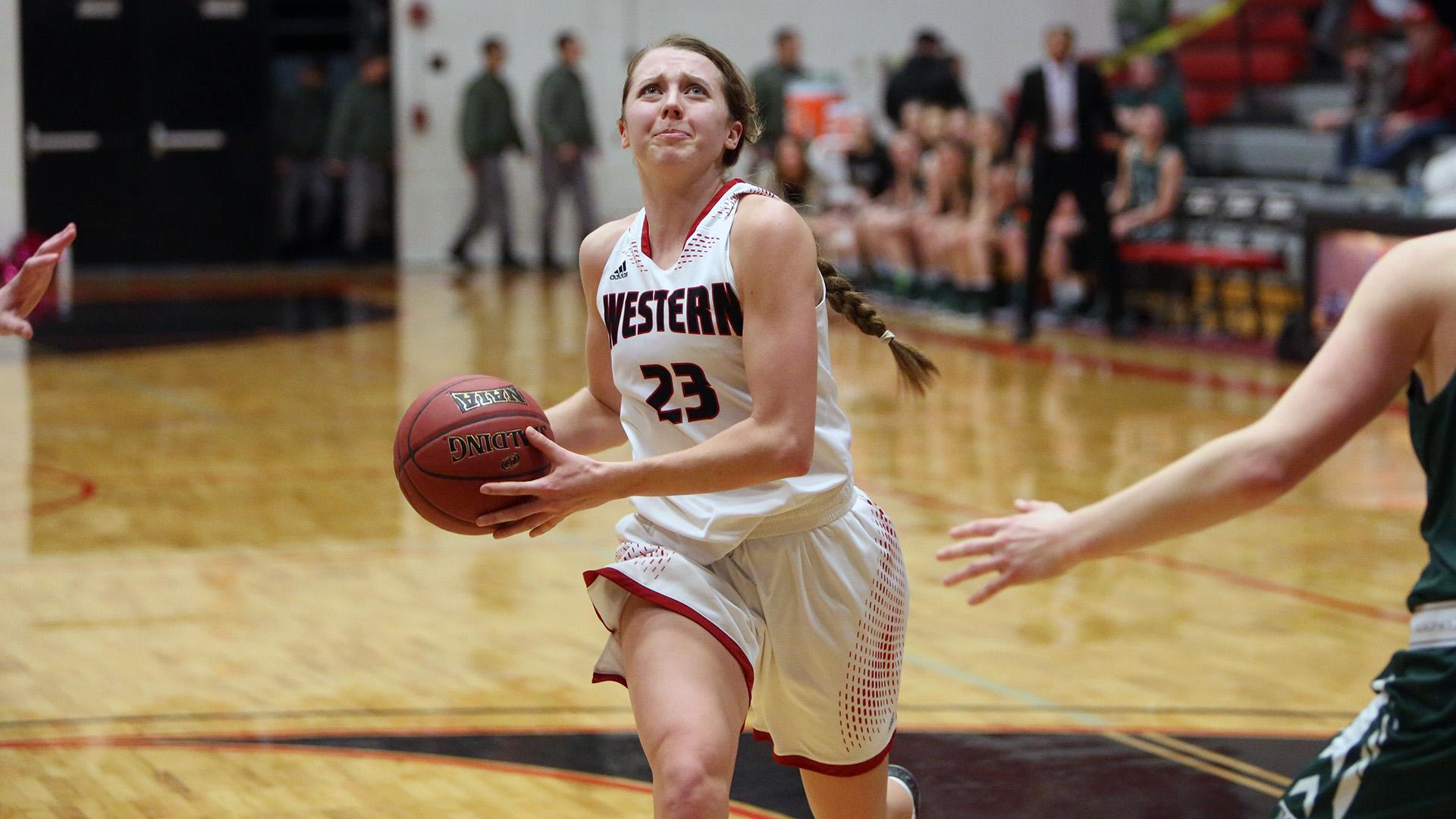 Womens Basketball vs Carroll College