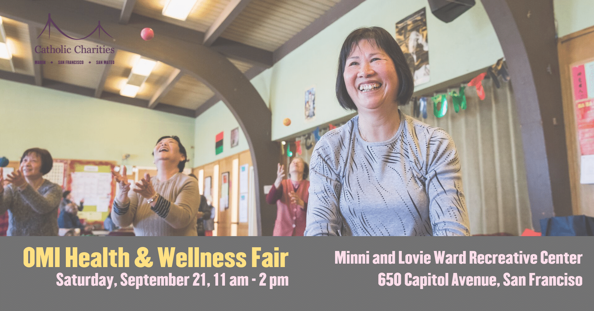 OMI Health & Wellness Fair