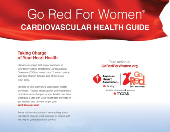 Cardiovascular Health Guide