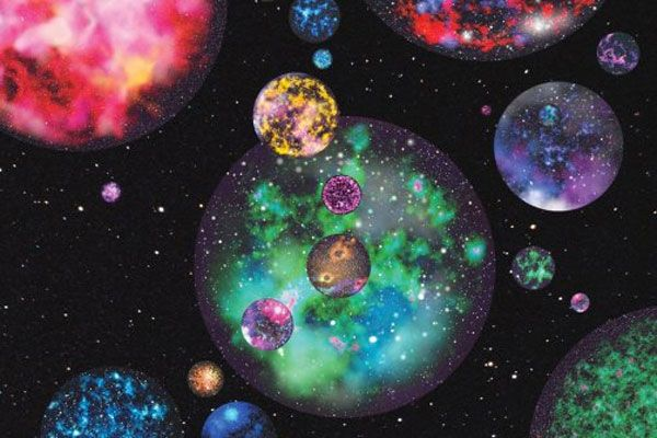 Kavli Fulldome Lecture From the Big Bang to the Multiverse and Beyond