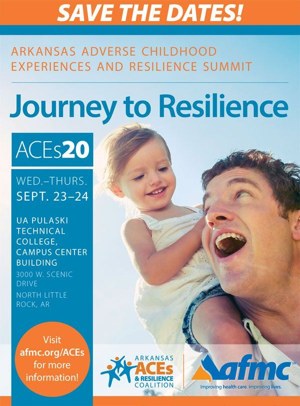 Arkansas Adverse Childhood Experiences and Resilience Virtual Summit: Journey To Resilience