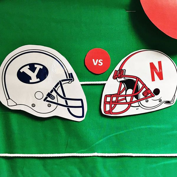 Let's do this!  GBR!