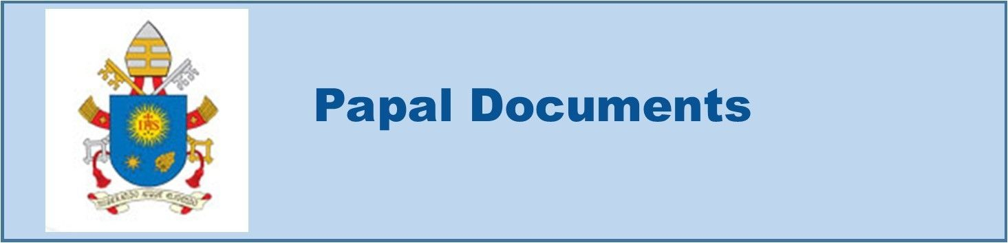 Papal Documents: