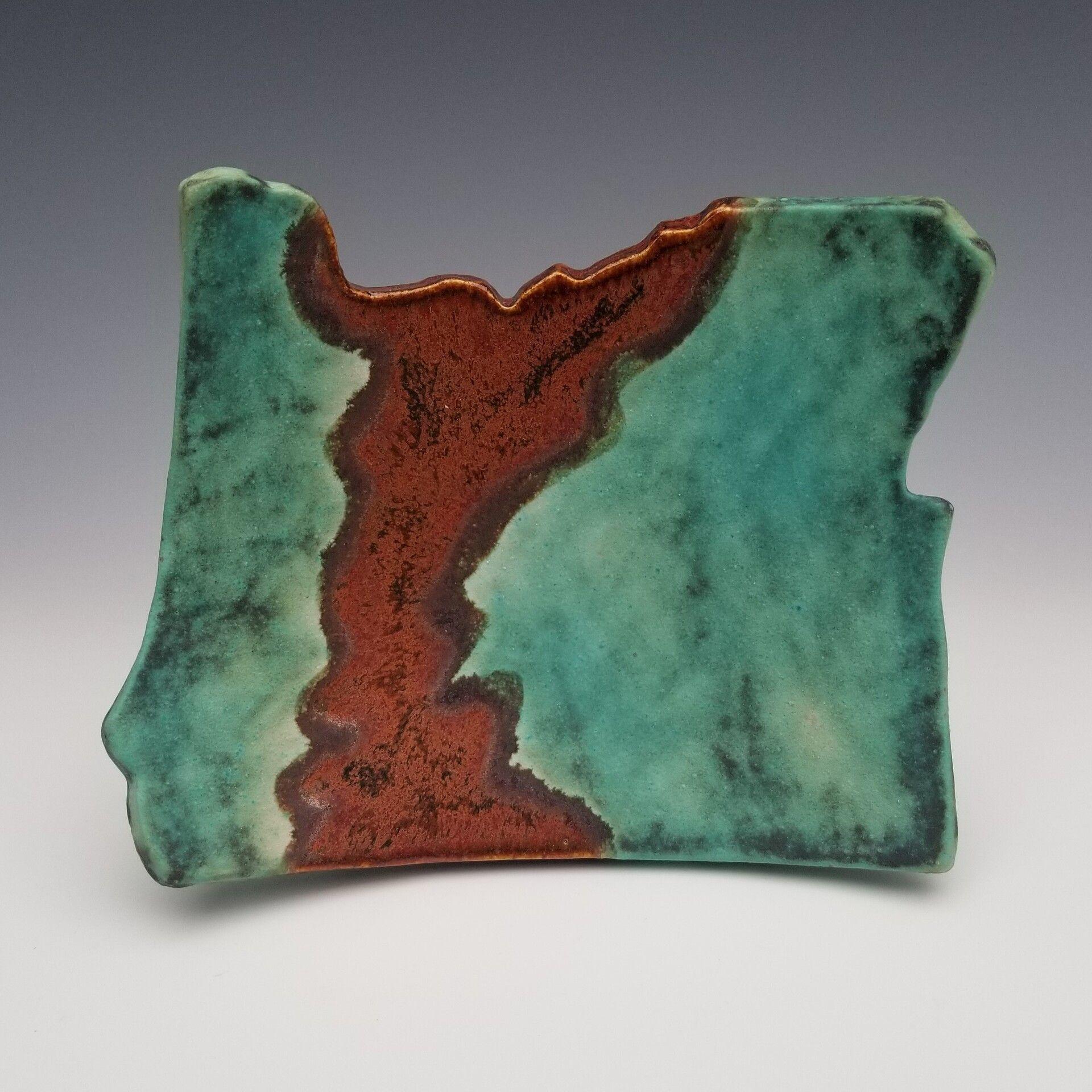 Oregon Copper Stripe 2
