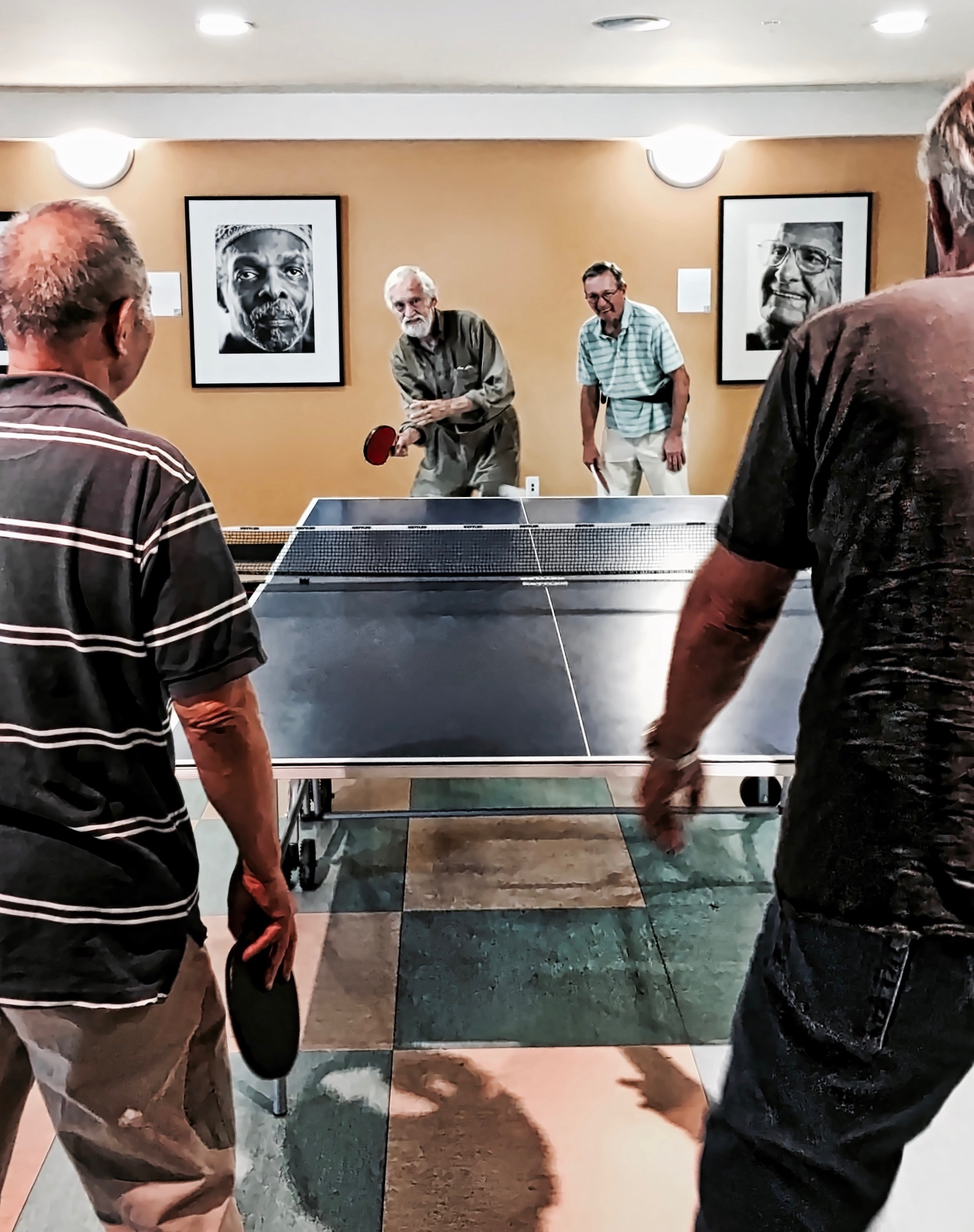 Ping Pong! (LI)