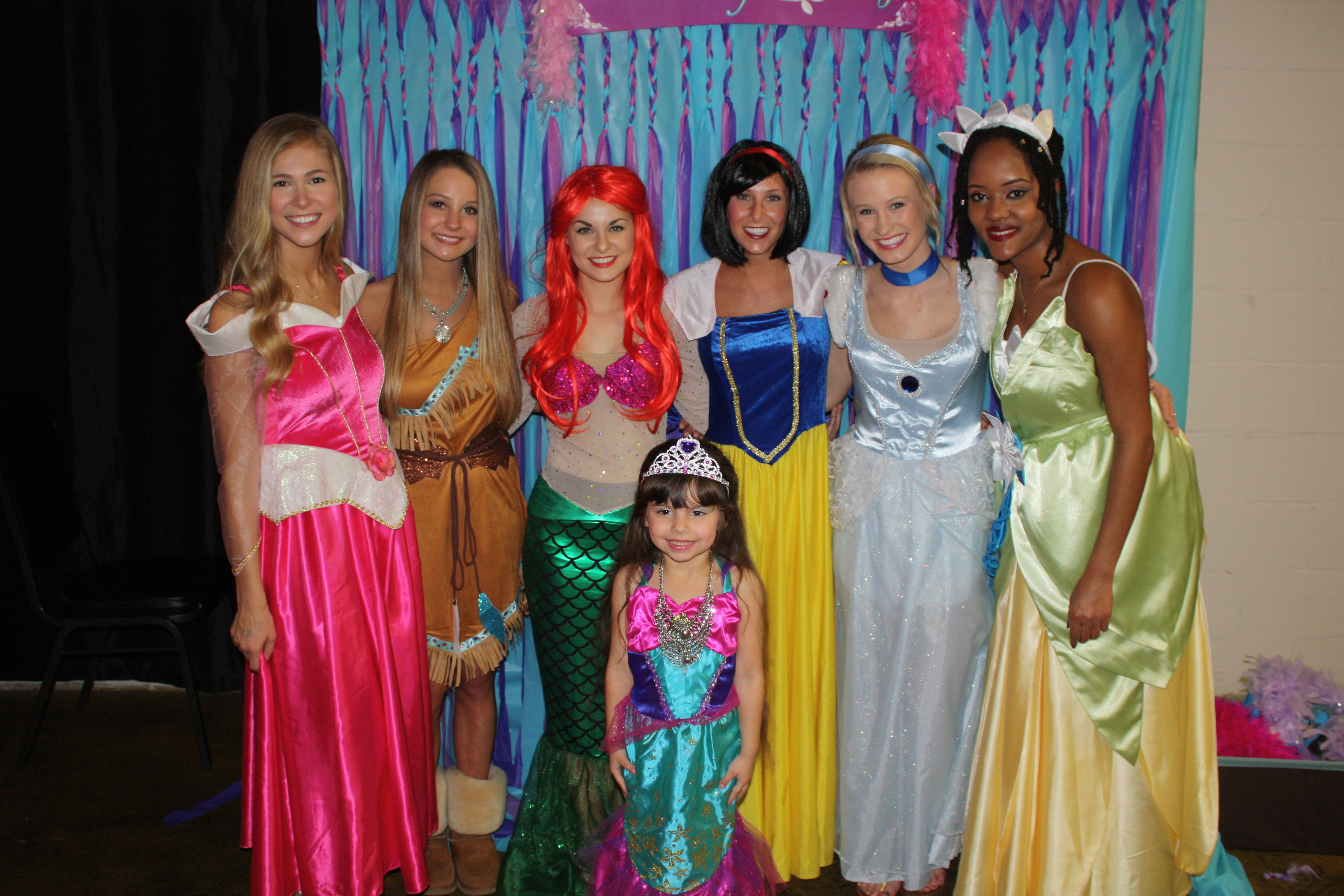 Photo from 2016 Princess Event
