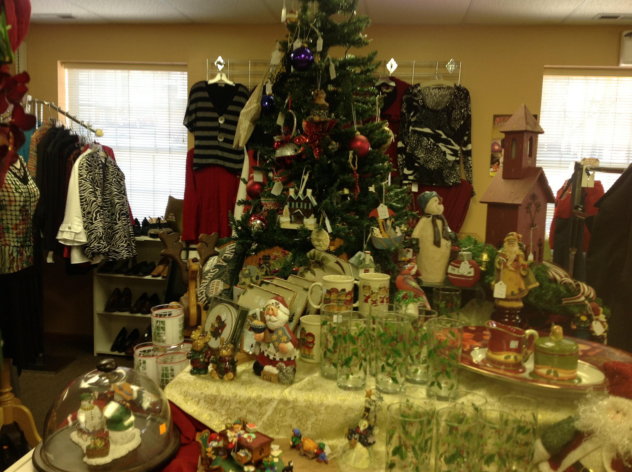 Holiday wares