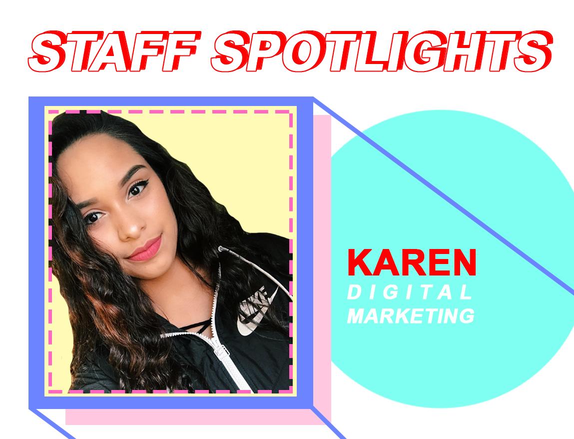 Staff Spotlight: Karen Fragoso