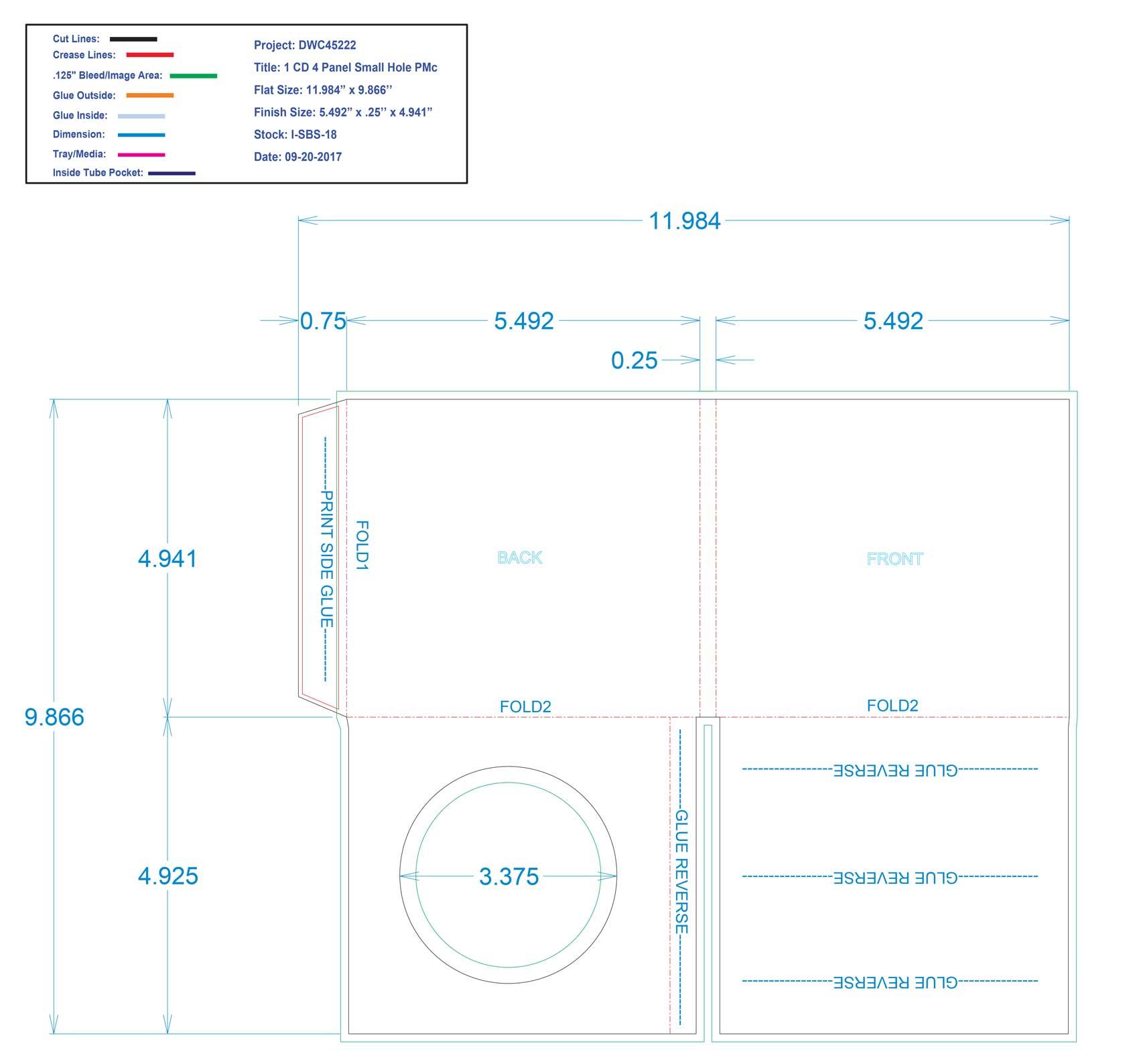 DWC45222_1-CD 4_Panel Small Hole PMc