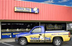 Yellow Dog - Fresno Sign Shop