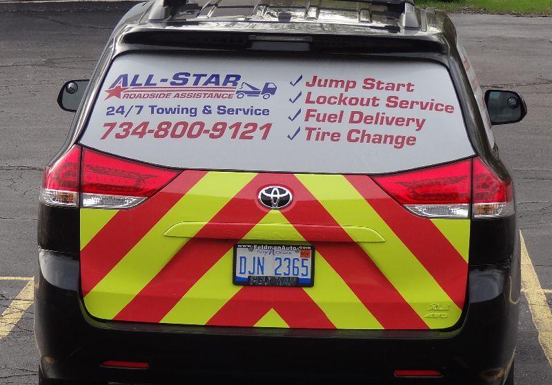 Emergency Vehicle Style