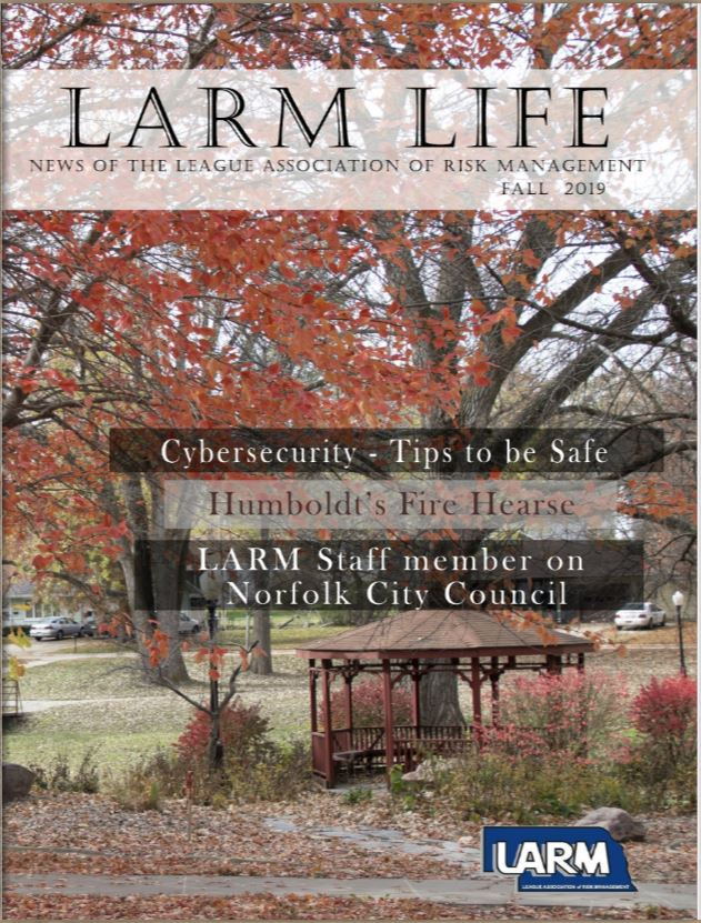 LARM Life Fall 2019 Magazine available