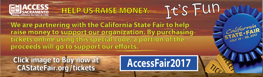 California State Fair Discount link
