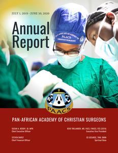 PAACS Annual Report 2019-2020