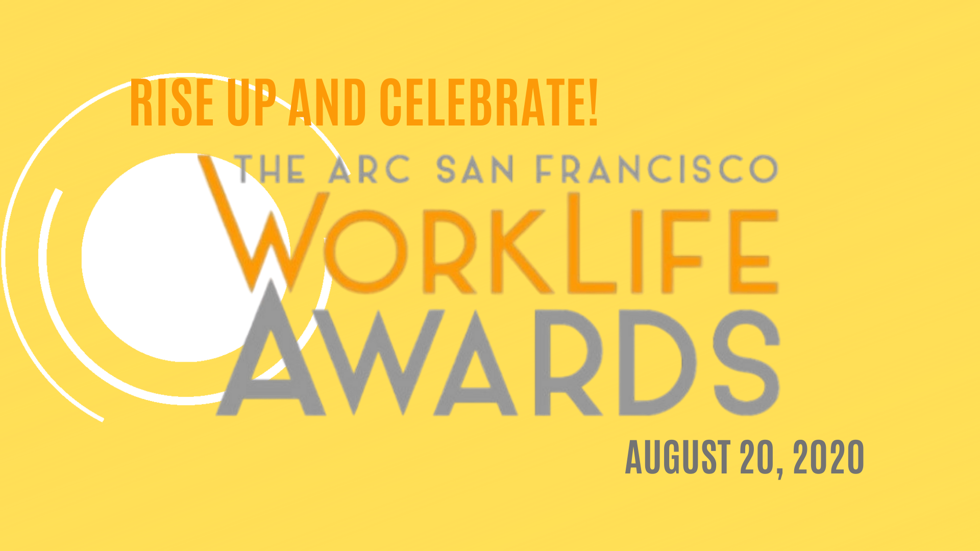 Worklife Awards 2020