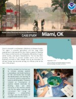 Critical Thresholds, Extreme Weather, and Building Resilience: Miami, OK, USA