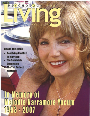 Psychology for Living Fall 2007
