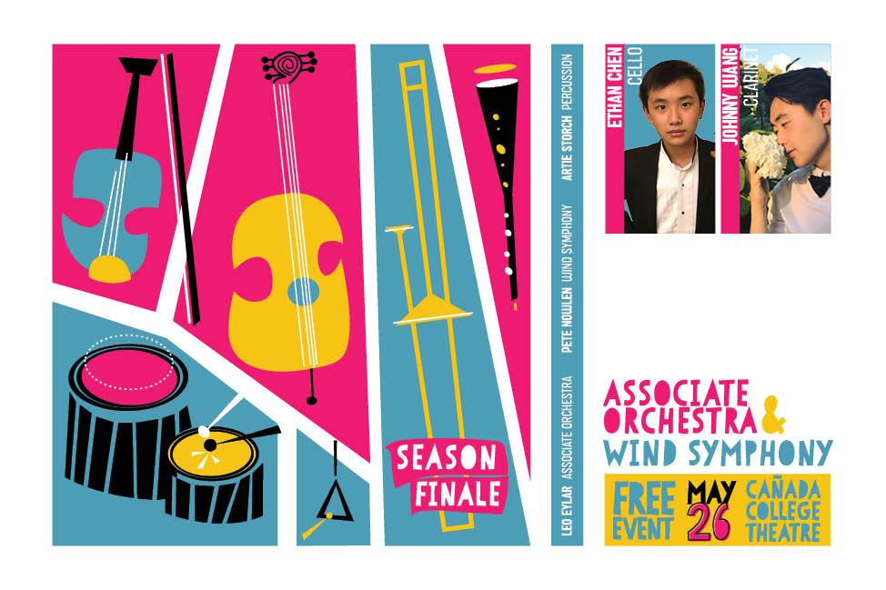 2019 Associate Orchestra & Wind Symphony Season Finale