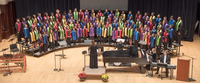 Audition for the 2016–2017 DCC Civic Choirs