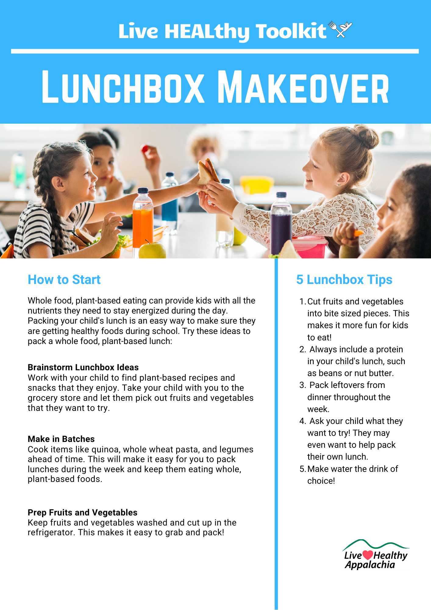 Lunchbox Makeover