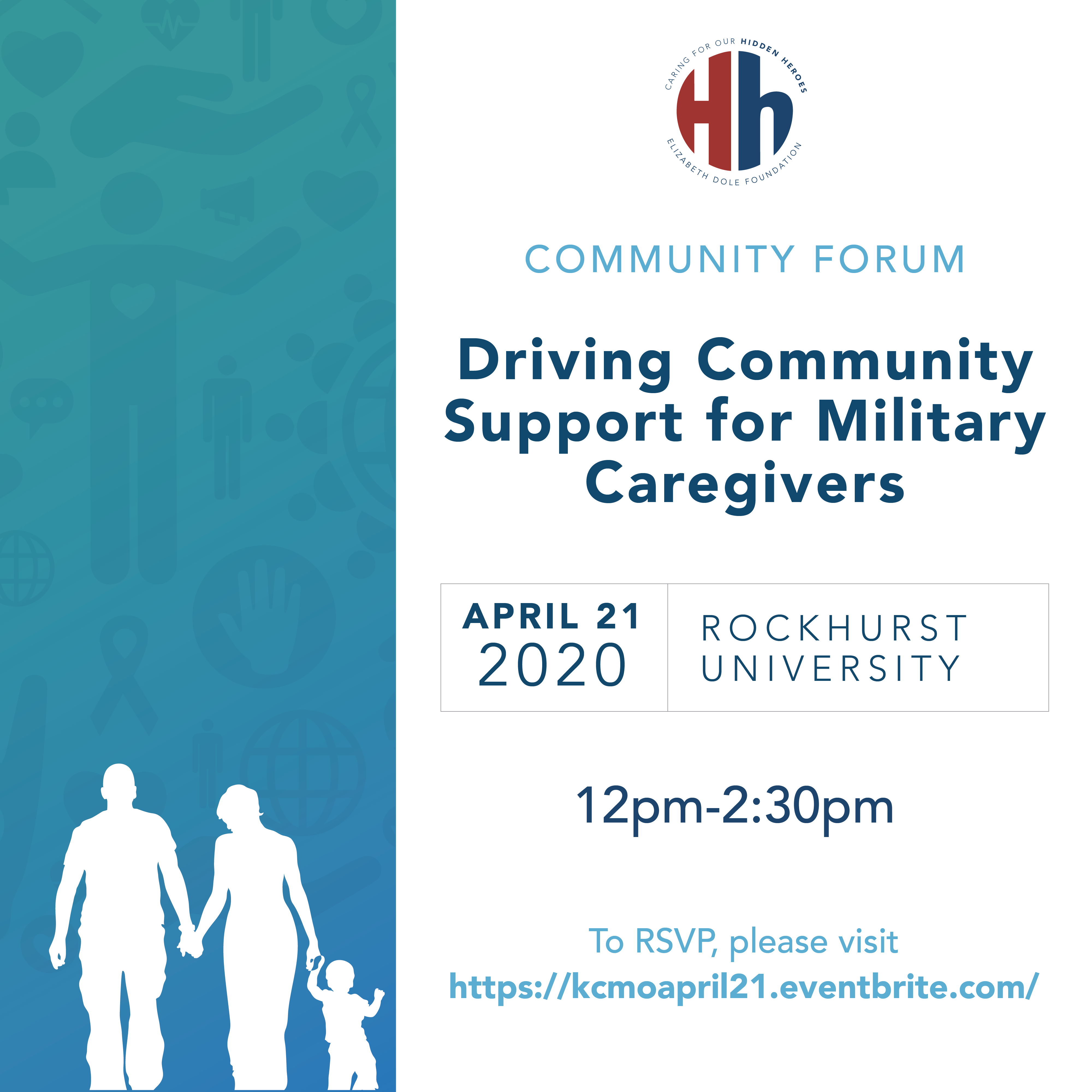 Come and Join us for a Community Forum